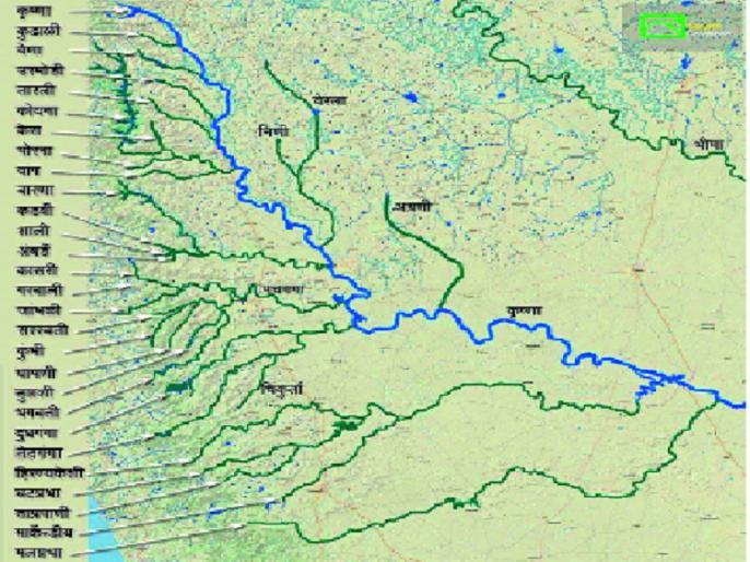 The corridor of the valley of Krishna Valley | कृष्णा खोऱ्याचा कॉरिडॉर हवा