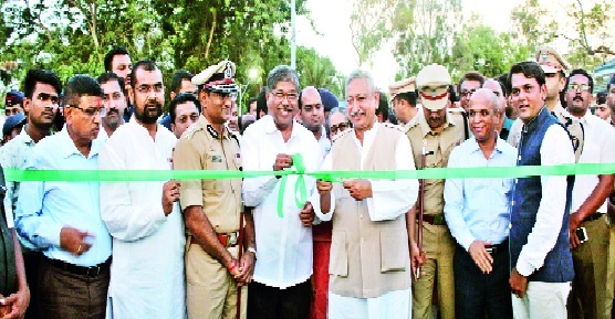 Nasalgatala: - The announcement of Guardian Minister in Kolhapur in nine months | कोल्हापुरात नऊ महिन्यांत उभारणार नेत्ररुग्णालय -- : पालकमंत्र्यांची घोषणा