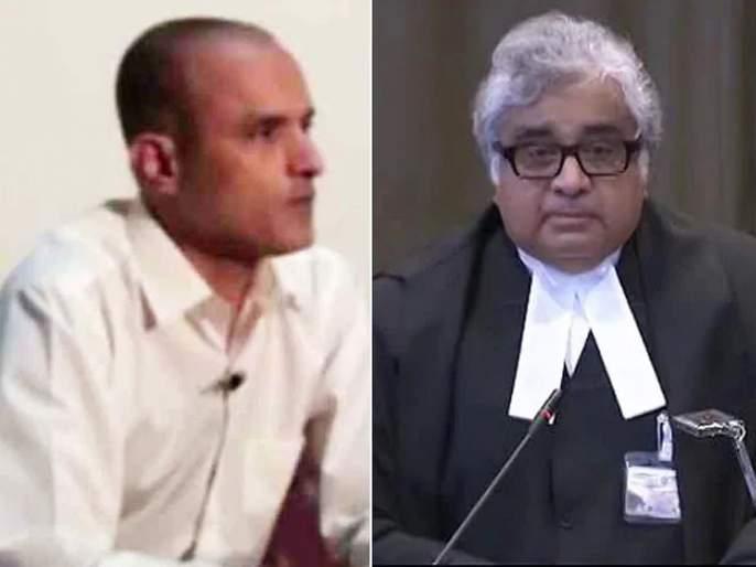 kulbhushan Jadhav icj verdict Harish Salve Charged only Rs 1 As Fees | Kulbhushan Jadhav: हरिश साळवेंनी किती मानधन घेतलं; जाणून घ्या...