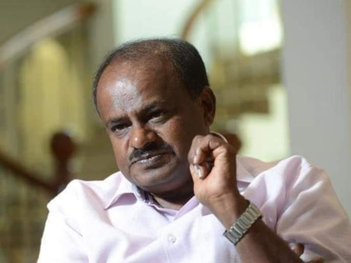 Kumaraswamy signals to be trust vote | कर्नाटकचे मुख्यमंत्री कुमारस्वामी यांनी दिले विश्वासमताला सामोरे जाण्याचे संकेत