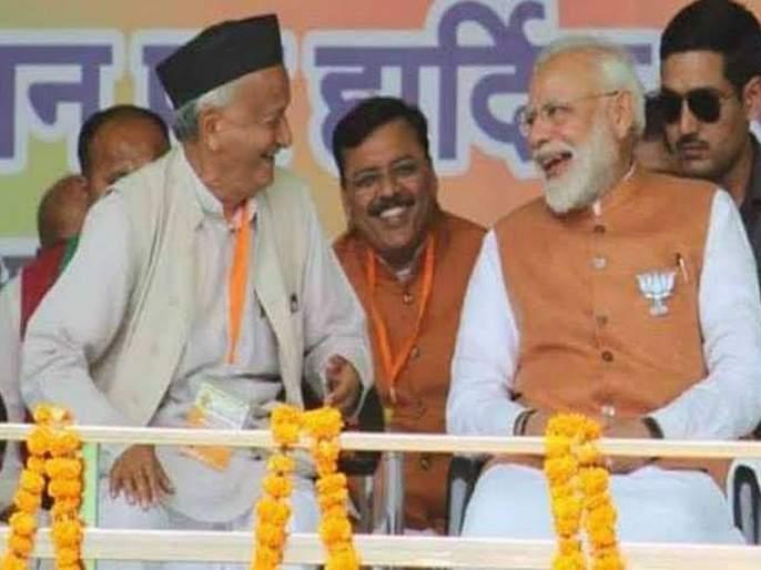 'President's rule imposed on Maharashtra by disobeying constitution', congress leader ahemad patel | 'राज्यघटनेचा अनादर करून महाराष्ट्रात राष्ट्रपती राजवट लागू केली'