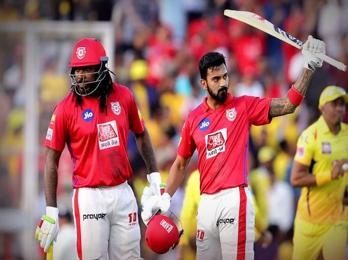 IPL 2019 KXIP vs CSK live update, Kings XI Punjab VS Chennai Super Kings Match Score, Highlight, news in Marathi | IPL 2019 KXIP vs CSK :पंजाबचा विजयी निरोप, चेन्नईवर 6 विकेट राखून मात