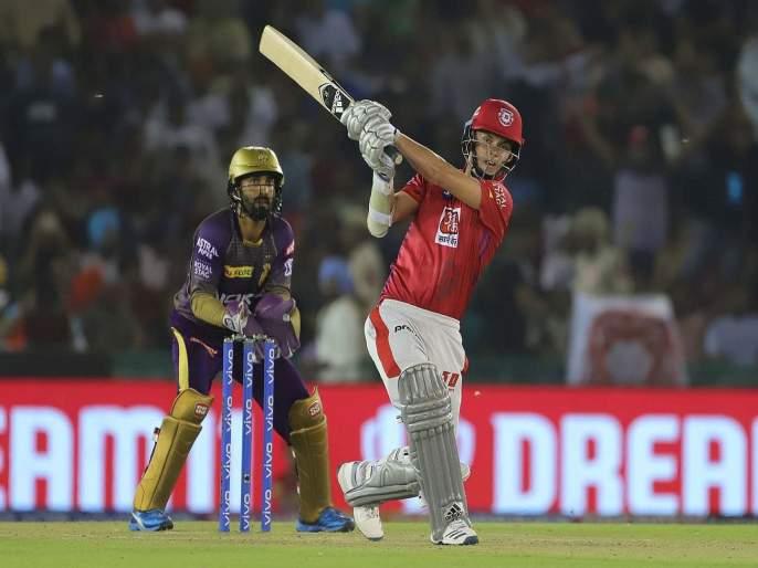 IPL 2019 KXIP vs KKR: Kings XI Punjab set 184 runs target to Kolkata Knight Riders   IPL 2019 KXIP vs KKR : पूरण-कुरनची फटकेबाजी, पंजाबच्या 183 धावा