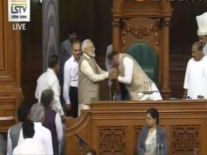 Congratulations to the 17th Lok Sabha Speaker Om Birla, Prime Minister Modi | 17 व्या लोकसभेचे 'अध्यक्ष ओम बिर्ला', पंतप्रधान मोदींनी केलं अभिनंदन