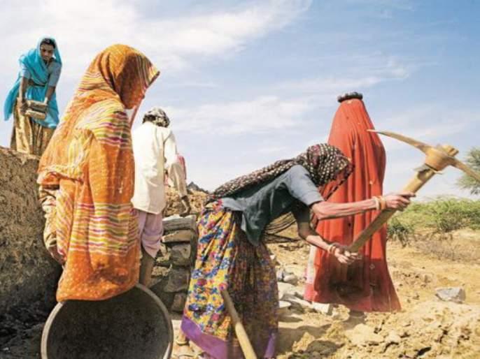 Now do not work, let's go to our village.... | आता काम नकोच, आमच्या गावाकडे जाऊ द्या..