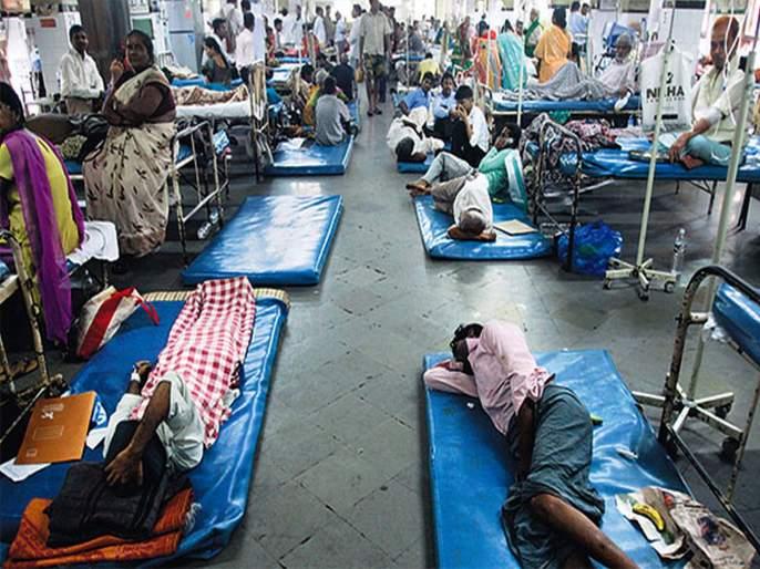 India facing shortage of 600000 doctors and 2 million nurses says CDDEP Study | कसा होणार भारत 'आयुष्यमान'?; देशात ६ लाख डॉक्टर, २० लाख नर्सेसची कमतरता