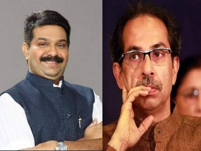 said Prasad Lad Uddhav Thackeray forgets Hindutva for power | सत्तेसाठी उद्धव ठाकरे हिंदुत्व विसरले : प्रसाद लाड