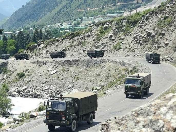 India should take advantage of a positive environment to reduce tensions - China | भारताने तणाव कमी करण्यासाठी सकारात्मक वातावरणाचा लाभ घ्यावा, चीनच्या उलट्या बोंबा