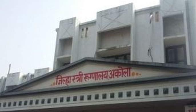 Pregnant womens eye screening at District Women's Hospital!   जिल्हा स्त्री रुग्णालयात गर्भवतींच्या डोळ््यांचे स्क्रिनिंग!