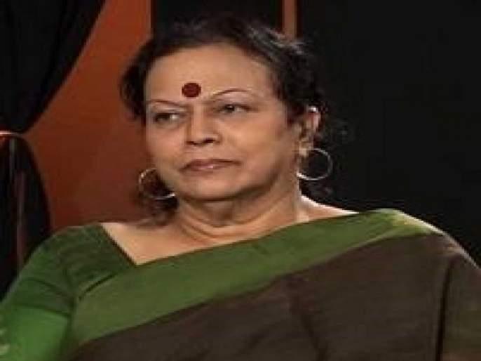Veteran actress Lalan Sarang passed away | ज्येष्ठ अभिनेत्री लालन सारंग यांचं निधन