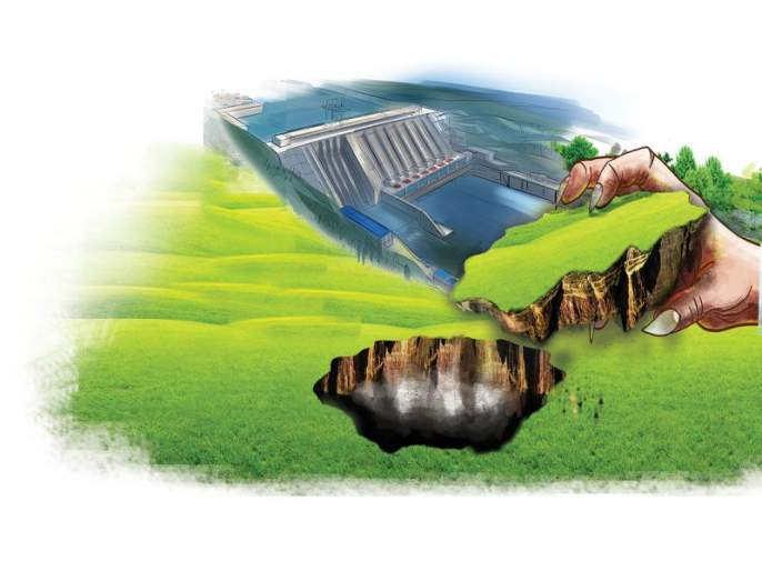 Issue of Land | जमिनीसाठी जातो जीव