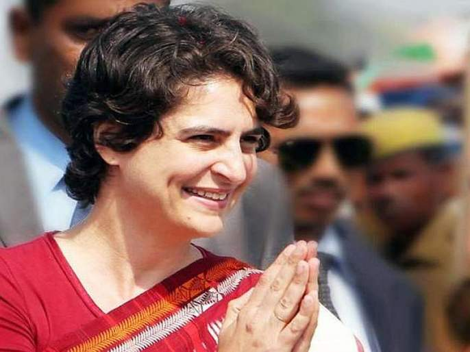 Priyanka Gandhi's focus on strengthening Congress in Uttar Pradesh | उत्तर प्रदेशमध्ये काँग्रेस मजबूत करण्याकडे प्रियांका गांधींचे लक्ष