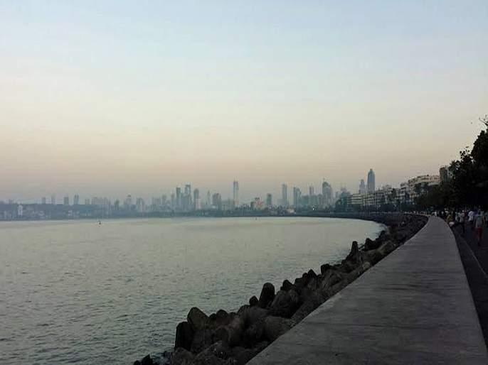 It is cold in Maharashtra except Mumbai | मुंबई वगळता महाराष्ट्रात गारठा