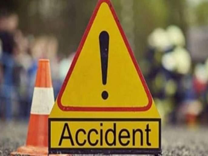 4 killed in 2 separate accidents in Dombivali; The three of the same family   डोंबिवलीत 2 वेगवेगळ्या अपघातात 4 जण ठार;एकाच कुटुंबातील तिघांचा समावेश