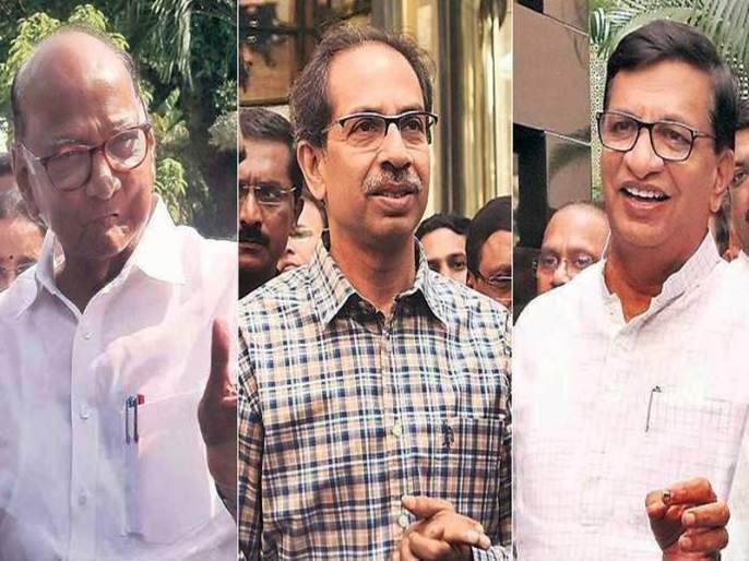 "BJP leader Chandrakant Patil has criticized NCP president Sharad Pawar | ""पुन्हा चारही पक्ष वेगवेगळे लढूया; कोणाच्या जागा जास्त येतात बघू"""
