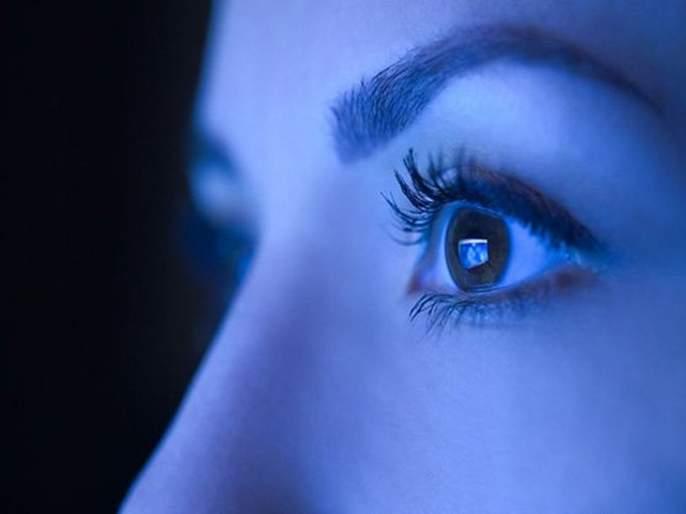 Led light damages eyes retina health officials give alert   LEDच्या प्रकाशानं डोळ्यांचं नुकसान, स्वास्थ्य अधिकाऱ्यांचा इशारा