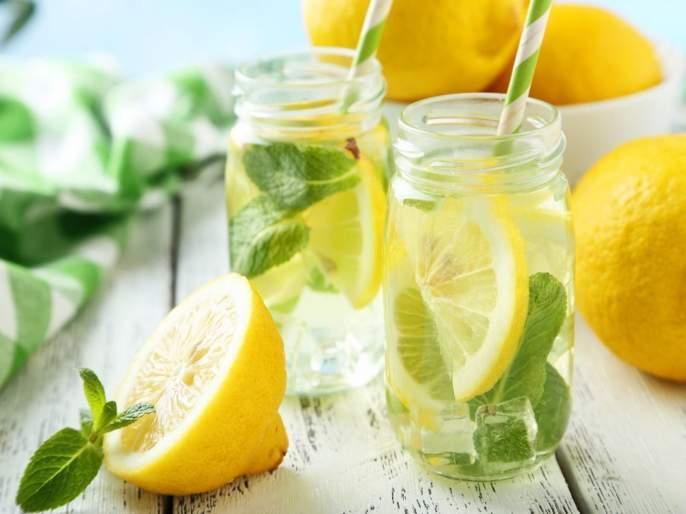 Can drinking cold lemon water really help you lose weight | वजन कमी करण्यासाठी थंड लिंबू पाणीही ठरतं फायदेशीर; जाणून घ्या