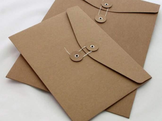 Inquiries of suspicious envelopes in India from Greece   भारतातून ग्रीसमध्ये गेलेल्या संशयास्पद लिफाफ्यांची चौकशी