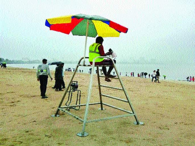 Life Saving Contract for Life Saving Contract on Goa's Shores | गोव्याच्या किना-यांवर जीवरक्षक सेवा देणा-यादृष्टी लाइफ सेव्हिंगच्या कंत्राटात तीन वर्षांनी वाढ