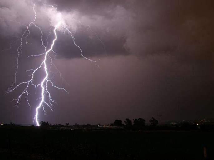 Rain with thunderstorms for next four days in Vidarbha | विदर्भात पुढचे चार दिवस विजांच्या कडकडाटासह पाऊस