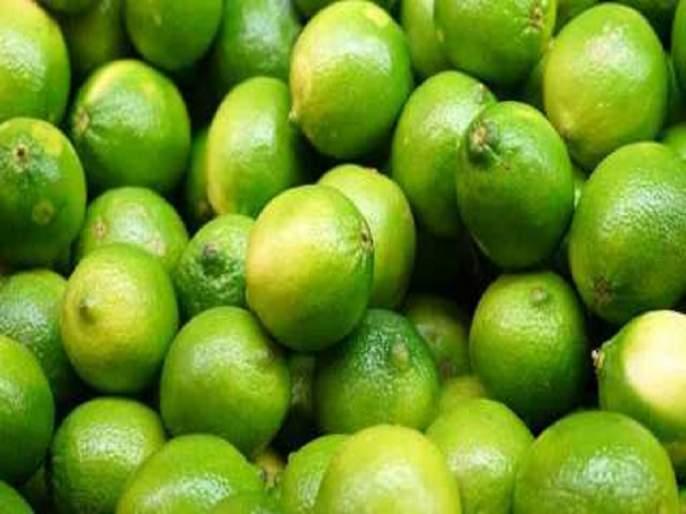Traders refuse to buy lemons in Shrigonda; The trade market committee's argument came to an end | श्रीगोंद्यात लिंबू खरेदीस व्यापा-यास नकार; व्यापारी-बाजार समितीचा वाद टोकाला