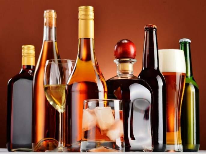 ohh ..! During the Lok Sabha elections, nearly four lakh liters of liquor were seized | अबब..! लोकसभा निवडणुकीच्या काळात तब्बल साडेचार लाख लिटर मद्यसाठा जप्त
