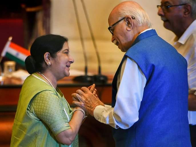 Sushma Swaraj Death: Always Brought My Favourite Chocolate Cake on My Birthday: Mentor Advani Remembers Sushma Swaraj | Sushma Swaraj Death: 'माझ्या वाढदिवसाला केक आणायला कधीही विसरल्या नाहीत'