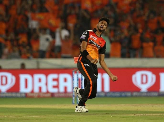 IPL 2019: ... and Khalil Ahmed is back, watch the video   IPL 2019 : ... अँड खलील अहमद इज बॅक, पाहा व्हिडीओ