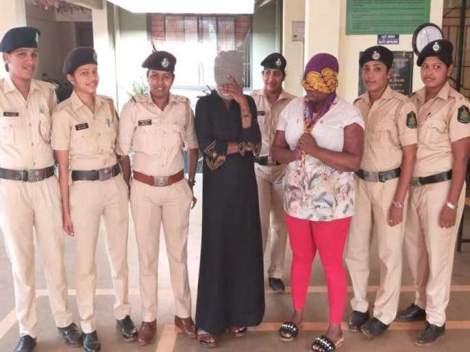 Goa Paradise for illegal immigrants? crime isssu by goa police   बेकायदा वास्तव करुन राहणाऱ्या विदेशींसाठी गोवा नंदनवन?