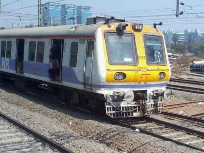 Mumbai Train Update: Traffic disrupted in Western Railway | Mumbai Train Update : पश्चिम रेल्वेची वाहतूक विस्कळीत, माटुंगा रोड-माहीमदरम्यान रेल्वे रुळाला तडा