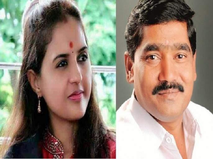overtaking politics hits candidate; BJP-NCP concern in Beed | काटाकाटीच्या राजकारणाचा उमेदवाराला फटका; बीडमध्ये भाजप-राष्ट्रवादीला चिंता