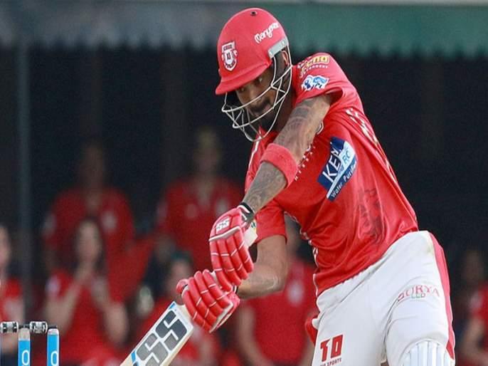 IPL 2018: After the Lokesh Rahul Dashing batting, Punjab scored only 155 runs | IPL 2018 : राहुलच्या धडाकेबाज फलंदाजीनंतरही पंजाबच्या 155 धावा