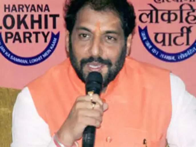 Goa casino Big Daddy owner became Mla in Haryana; king maker for BJP   गोव्याच्या कॅसिनोचा मालक बनला हरियाणाचा आमदार; भाजपासाठी ठरणार किंगमेकर
