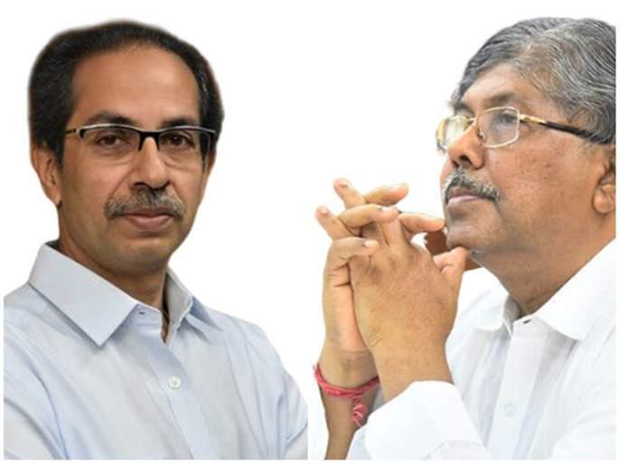 Uddhav Thackeray is not born to be Chief Minister said Chandrakant Patil | उद्धव ठाकरे मुख्यमंत्री होण्यासाठी जन्मालाच आलेले नाही; ते वारसा चालवणारे नेते : चंद्रकांत पाटील