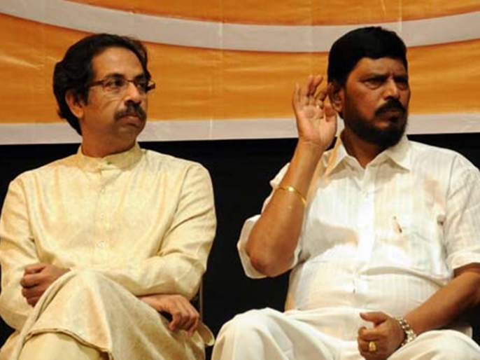 ... otherwise Uddhav Thackeray should quit: Ramdas recalled | ...अन्यथा उद्धव ठाकरेंनी सत्ता सोडावी : रामदास आठवले