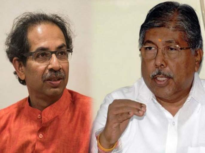 Shiv Sena only understands the language of Pawar; Chandrakant Patil | शिवसेनेला केवळ पवारांचीच भाषा समजते; चंद्रकांत पाटलांची टीका
