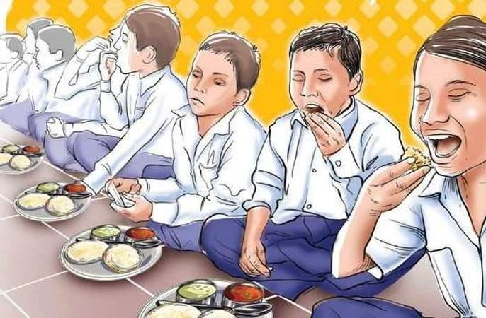 Schools get grains for mid day meal scheme | 'लोकमत'चा दणका : पोषण आहारासाठी शाळांना मिळाले अन्नधान्य