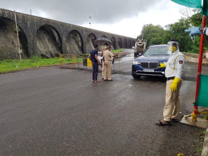 'No entry' on Independence Day in Lonavla, strict action to be taken against violators | कोरोनाच्या पार्श्वभूमीवर लोणावळ्यात स्वातंत्र्य दिनी पर्यटकांना 'नो एंट्री'