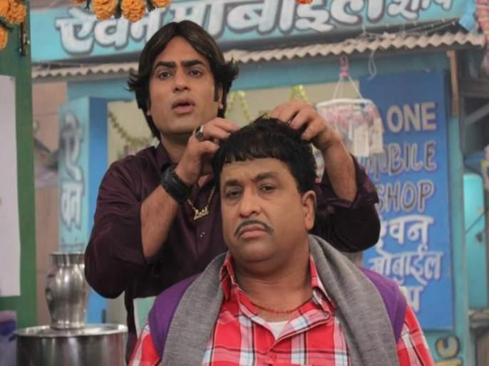 Rajeev Pandey's entry in 'Jijaji Chhat Par Hai' | 'जिजाजी छत पर हैं'मध्ये राजीव पांडेची एन्ट्री