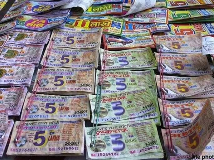 90% lottery business in the state stalled: 10 lakh jobs loss | राज्यात ९० टक्के लॉटरी व्यवसाय ठप्प : १० लाख रोजगार पणाला