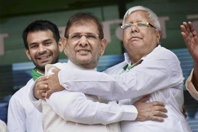 Lalu Prasad, Sharad Yadav, Paswan away from the campaign | प्रचारापासून लालूप्रसाद, शरद यादव, पासवान दूर