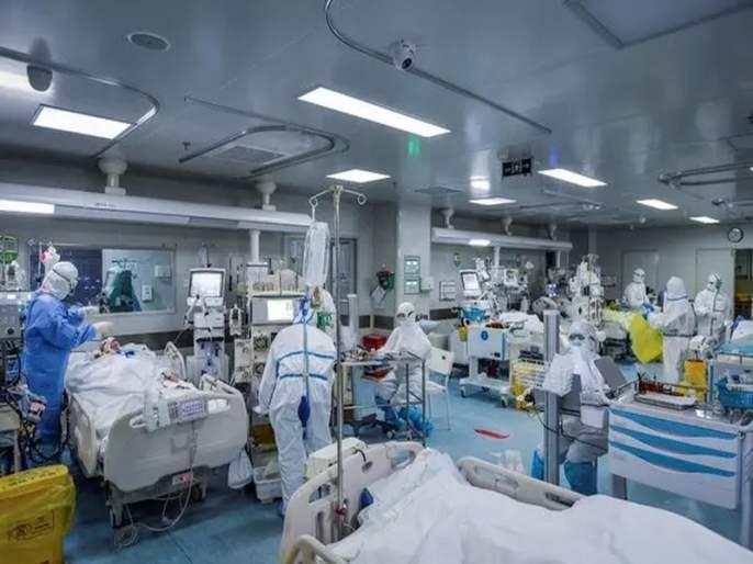 CoronaVirus News: 7,000 patients in the country for the first time in a day; An atmosphere of concern among the citizens | CoronaVirus News: देशात दिवसभरात प्रथमच ७ हजार रुग्ण; नागरिकांत चिंतेचे वातावरण
