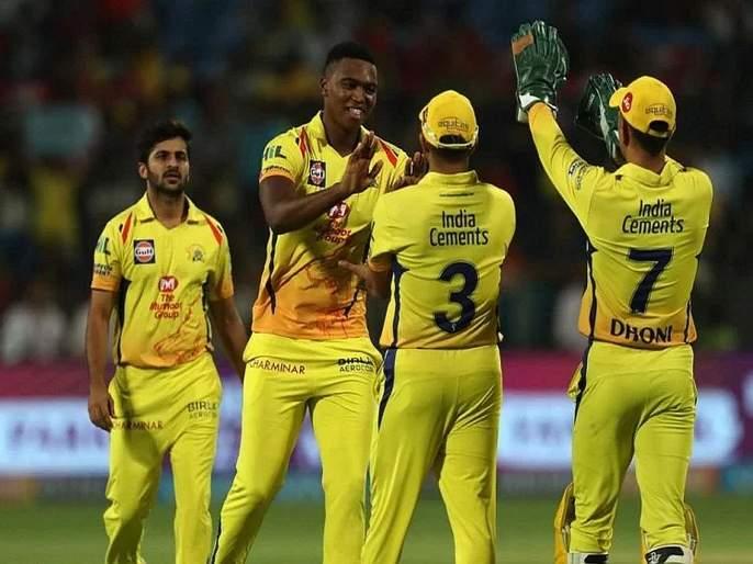 IPL 2019: CSK Speedster Lungi Ngidi set to miss #IPL2019 with side strain   IPL 2019 : धोनीच्या संघाला मोठा धक्का, जलदगती गोलंदाज एनगिडीची माघार