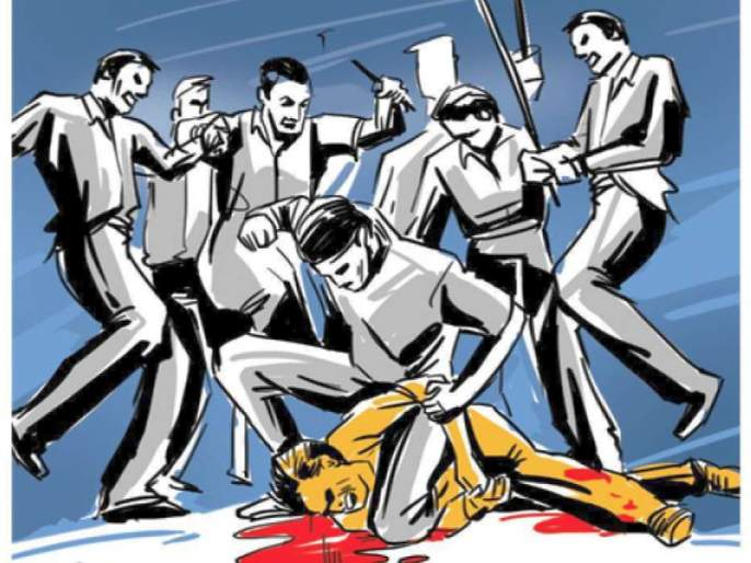 One dies in beating | गोहत्येच्या संशयावरून मारहाणीत एकाचा मृत्यू