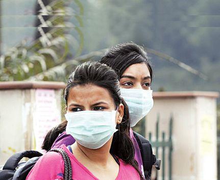 2 crore to Mumbai for clean air; Central government's initiative to reduce air pollution   स्वच्छ हवेसाठी मुंबईला ४८८ कोटी;वायुप्रदूषण कमी करण्यासाठी केंद्र सरकारचा पुढाकार