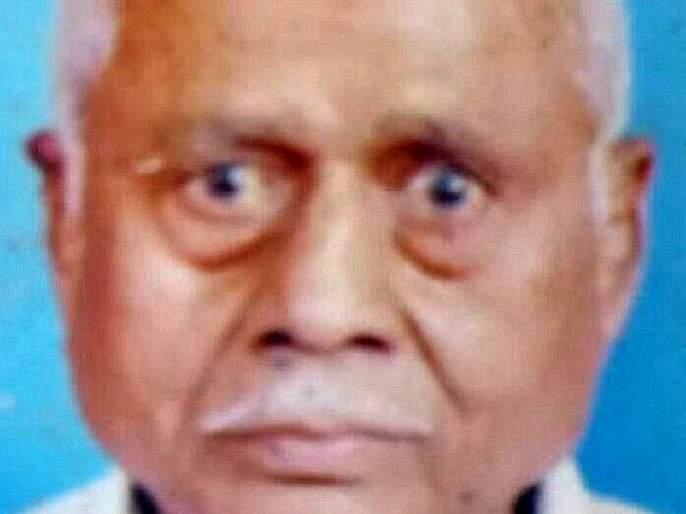 Farmer dies of heart attack at land acquisition meeting   भूसंपादनाच्या बैठकीत शेतकऱ्याला हृदयविकाराचा झटका आल्याने मृत्यू