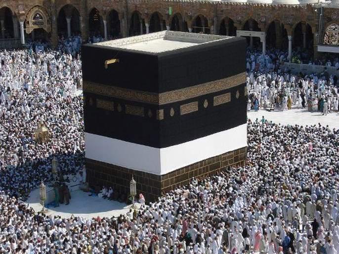 corona virus saudi arabia halts mecca pilgrimages   कोरोनामुळे सौदीने पवित्र स्थळांची यात्रा केली स्थगित