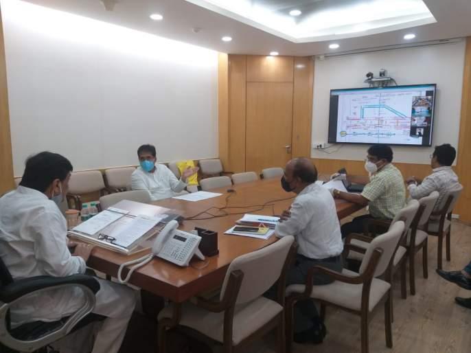 5.67 crore sanctioned for expansion of Madhavnagar railway flyover | माधवनगर रेल्वे उड्डाणपुलाच्या विस्तारीकरणास ५.६७ कोटी मंजूर