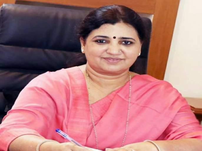 Madhuri Misal to be BJP pune city president: official announcement left | पुणे भाजपा शहराध्यक्षपदी माधुरी मिसाळ यांची वर्णी ; योगेश गोगावले प्रदेश उपाध्यक्षपदी