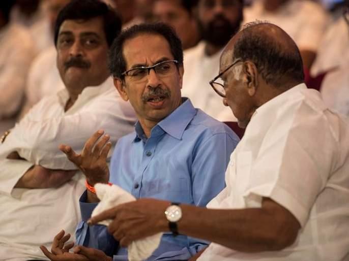 Thackeray's CAA support fights development | ठाकरेंच्या सीएए समर्थनावरूनमहाविकास आघाडीत खदखद